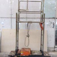 Benomic Easy Lift Electric Pipe Rail Trolley