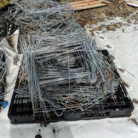 Stem Support Crop Wire!
